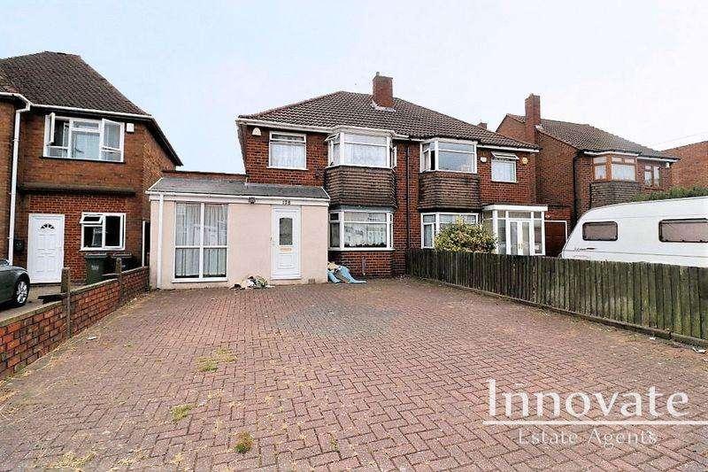 4 Bedrooms Semi Detached House for sale in Birchfield Lane, Oldbury