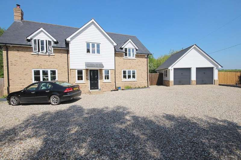 4 Bedrooms Detached House for sale in Fairstead Road, Terling, Chelmsford, CM3