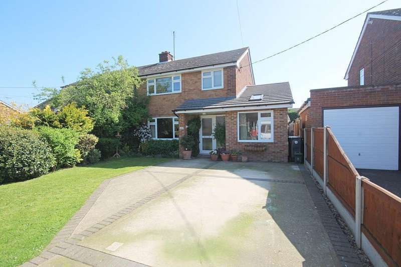 4 Bedrooms Semi Detached House for sale in Cressing Road, Braintree, CM7