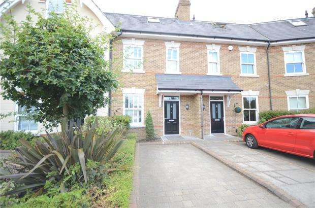 4 Bedrooms Terraced House for sale in Kensington Mews, Windsor, Berkshire
