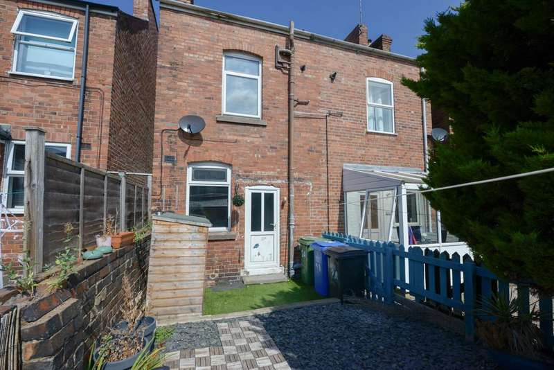 3 Bedrooms Semi Detached House for sale in John Street, Chesterfield