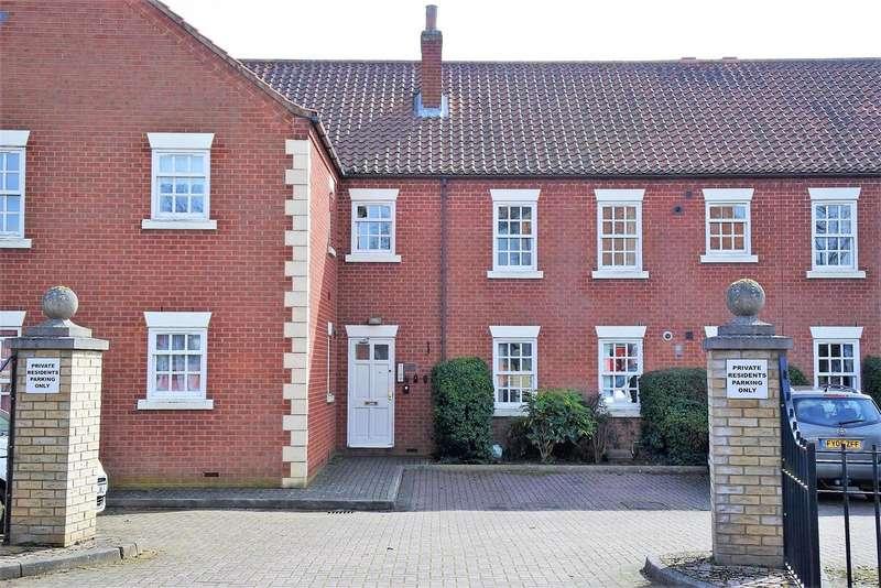 2 Bedrooms Apartment Flat for sale in Kesteven Court, New Street, Grantham