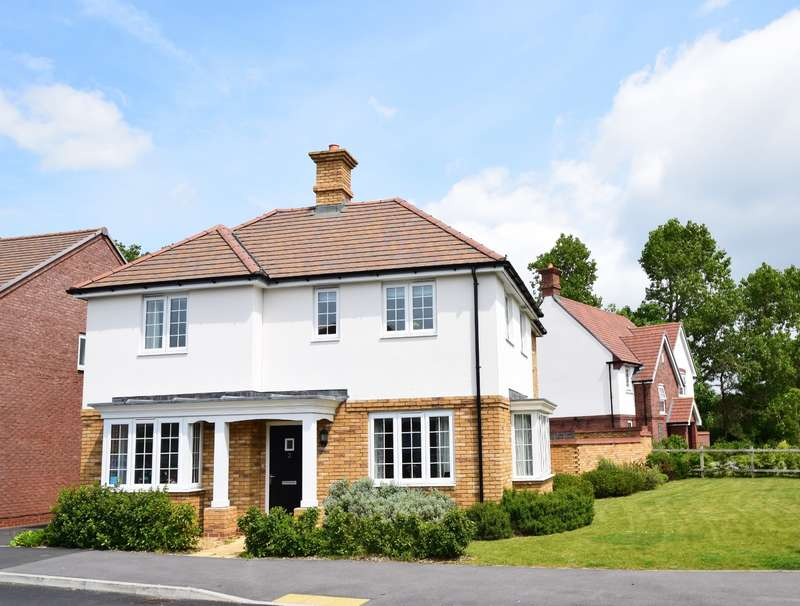 4 Bedrooms Detached House for sale in Wareham