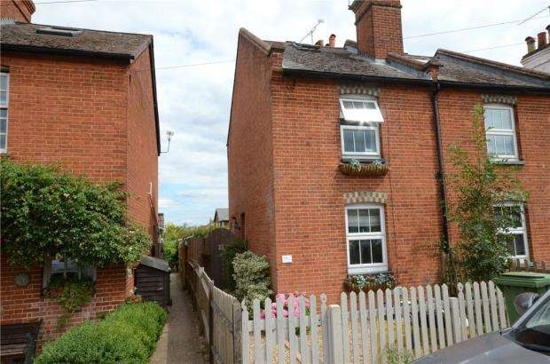 3 Bedrooms Semi Detached House for sale in Terrace Road North, Binfield, Berkshire