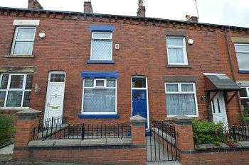 2 Bedrooms Terraced House for sale in Queensgate, Heaton, Bolton, BL1 4EA