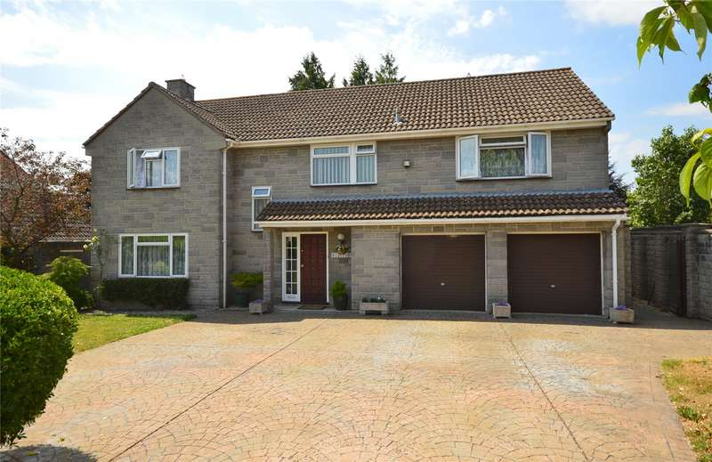 5 Bedrooms Detached House for sale in Stoney Lane, Curry Rivel, Langport, Somerset, TA10