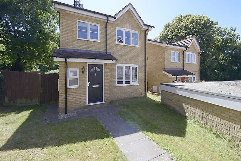 3 Bedrooms Detached House for sale in Morlais, Reading, Berkshire, RG4