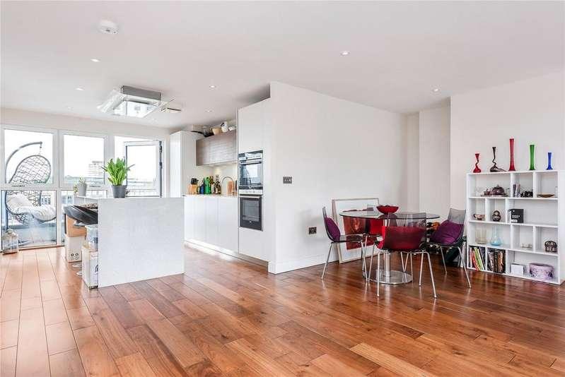 2 Bedrooms Flat for sale in Wellesley Terrace, London, N1