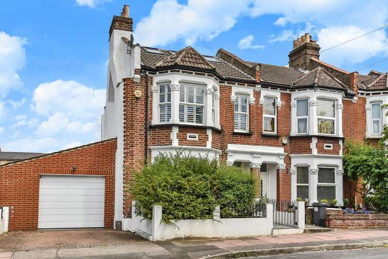 5 Bedrooms End Of Terrace House for sale in Piquet Road, Penge