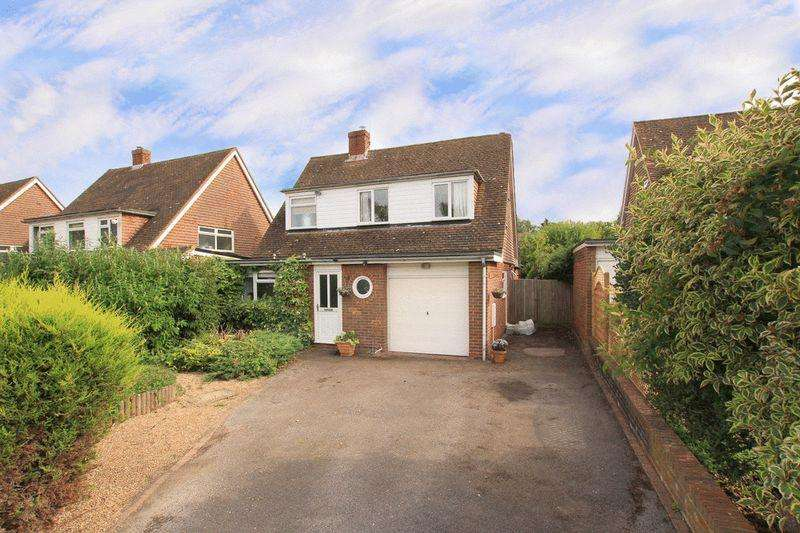 4 Bedrooms Detached House for sale in Wigginton