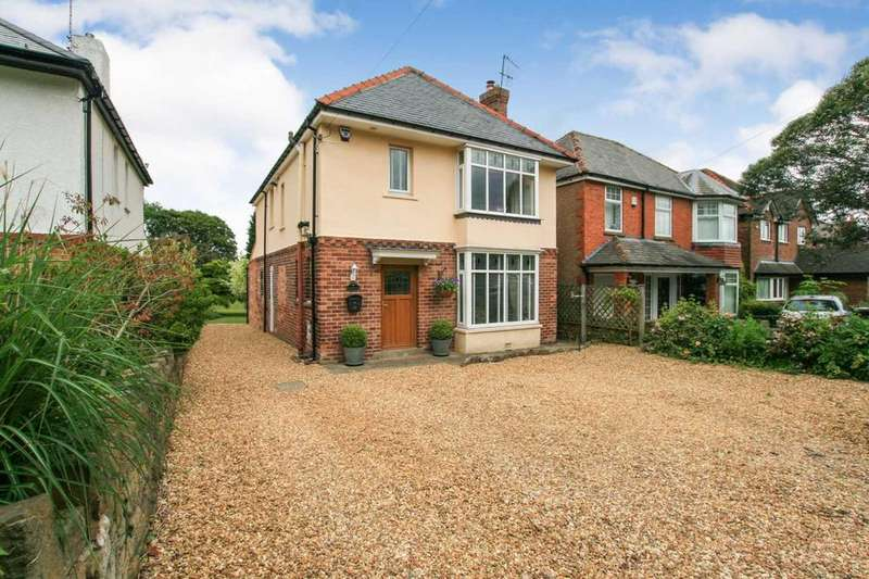 4 Bedrooms Detached House for sale in Lea Road, Dronfield, Derbyshire, S18 1SD