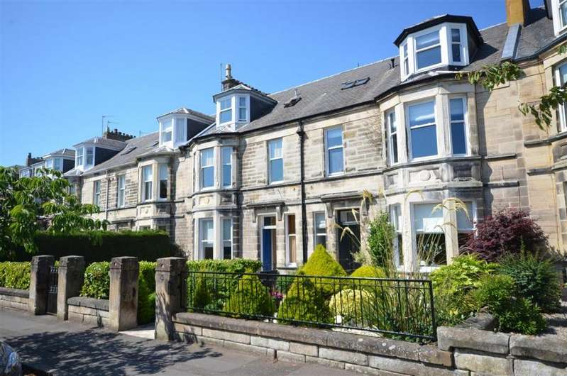 3 Bedrooms Apartment Flat for sale in 34a Bellevue Crescent, Ayr, KA7 2DR