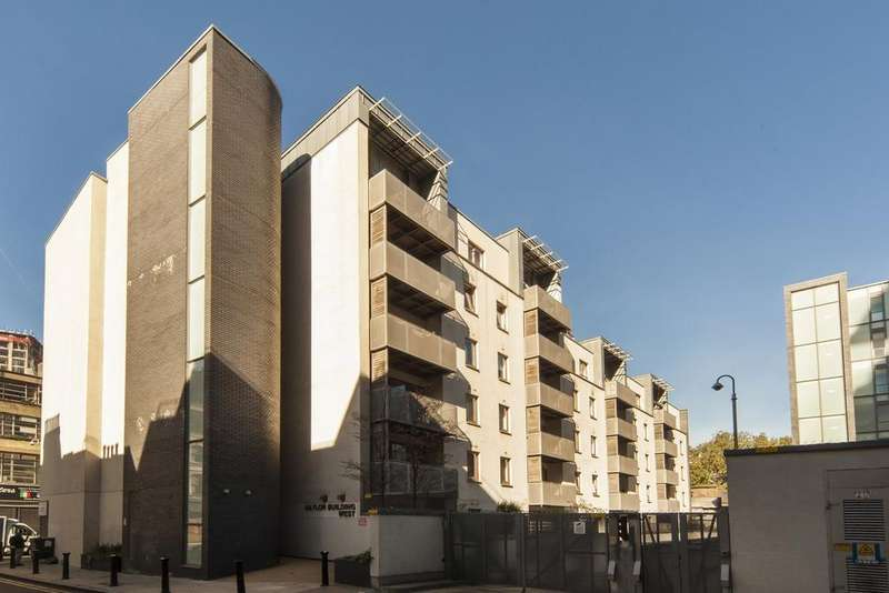 2 Bedrooms Apartment Flat for sale in Naylor Building West, Assam Street, London, E1