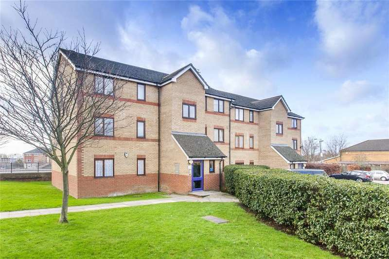 2 Bedrooms Apartment Flat for sale in Draycott Close, Cricklewood, NW2