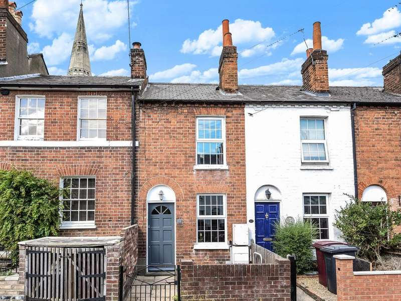 4 Bedrooms Terraced House for sale in St. Johns Street, Reading, RG1