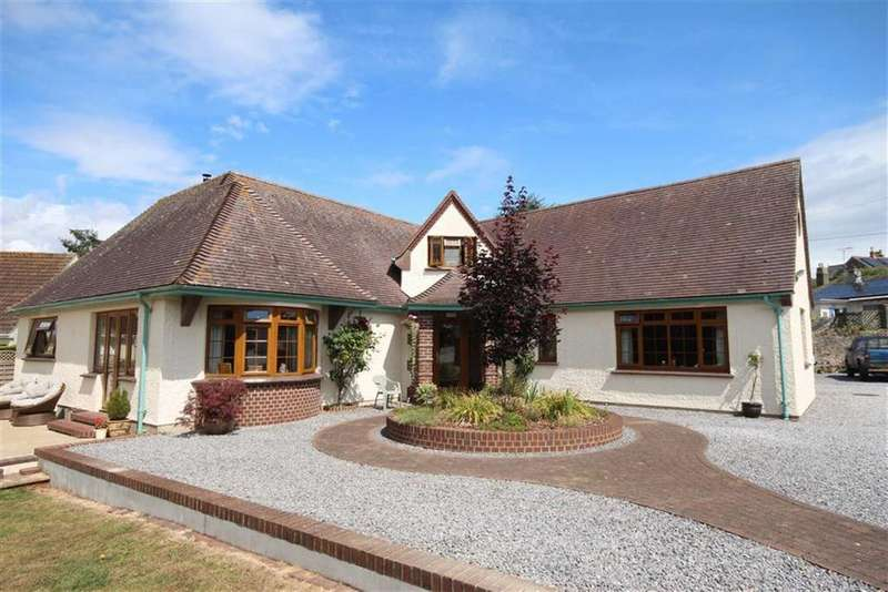 5 Bedrooms Detached Bungalow for sale in Greenway Road, Galmpton, Brixham, TQ5