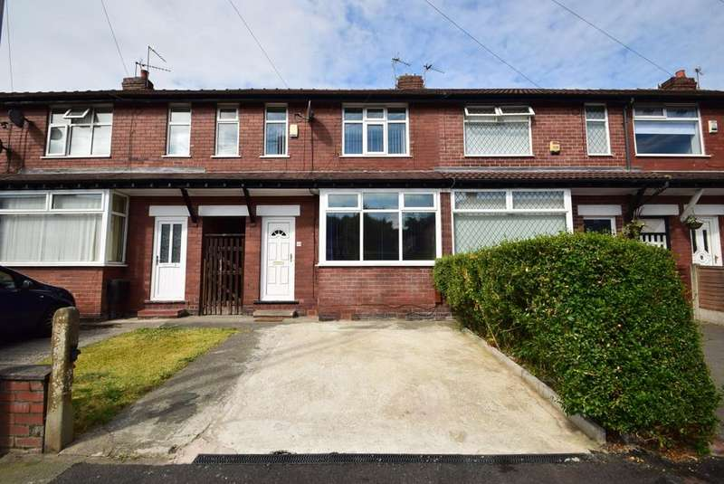3 Bedrooms Terraced House for sale in Ellwood Road, Stockport, SK1 4BD