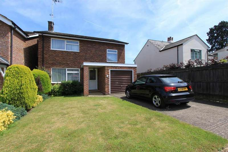 4 Bedrooms Detached House for sale in Lodge Close, Hertford