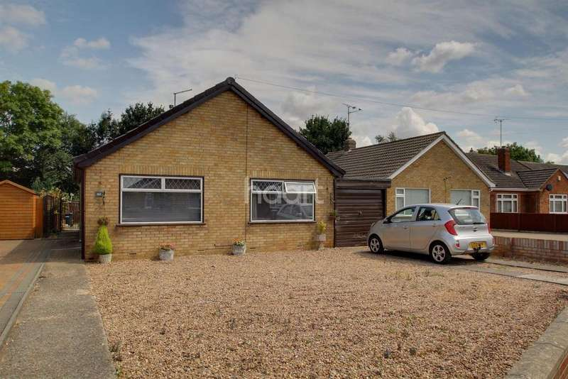 2 Bedrooms Bungalow for sale in Coneygree Road, Stanground, PE2 8LH