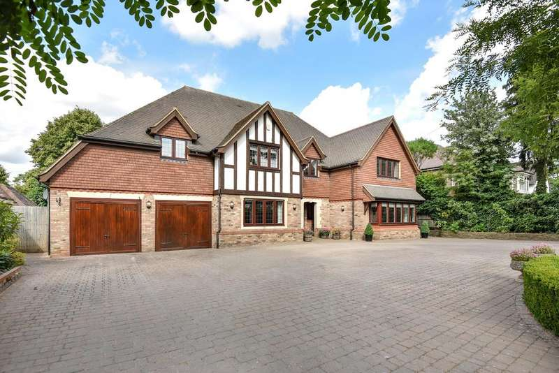 7 Bedrooms Detached House for sale in Hill Brow Bromley BR1