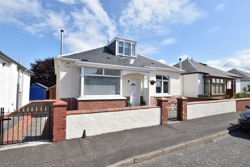 3 Bedrooms Detached Bungalow for sale in 3 Blanefield Avenue, Prestwick, KA9 2BS