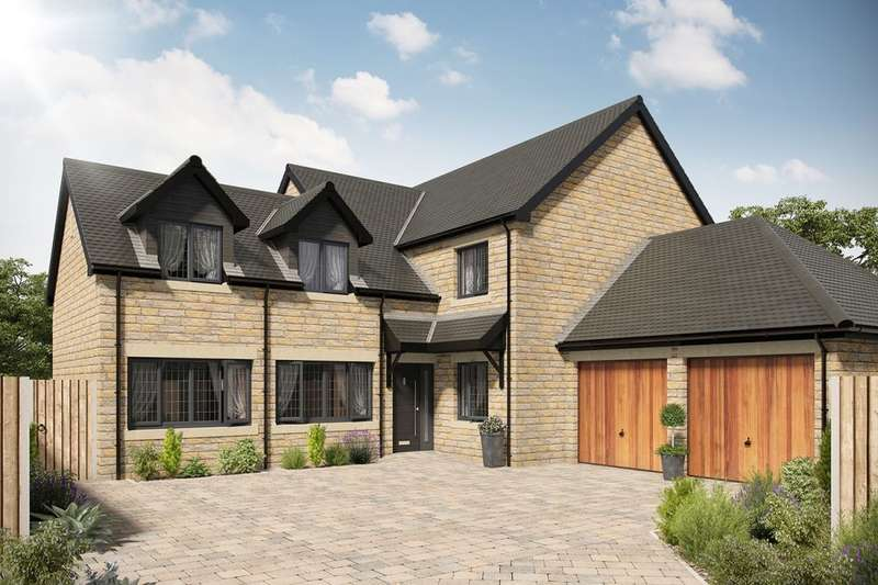 5 Bedrooms Detached House for sale in The Rufford, Wyre Grange Lodge Lane, Singleton, Poulton-Le-Fylde, FY6