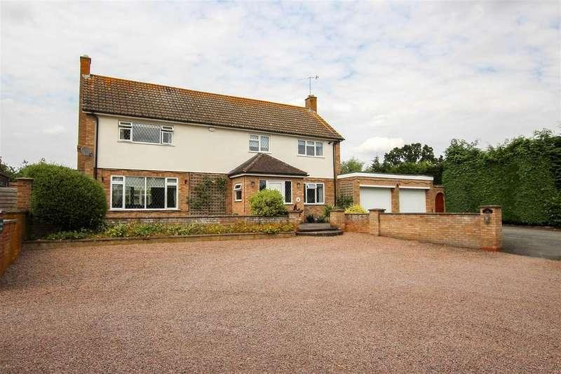 4 Bedrooms Detached House for sale in Deep Meadows, Hanley Swan