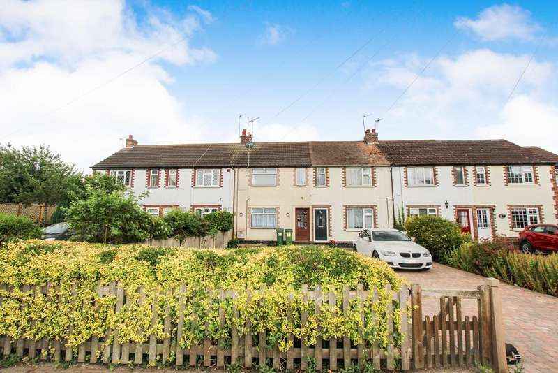 2 Bedrooms Terraced House for sale in Main Street, Huncote, Leicester, LE9