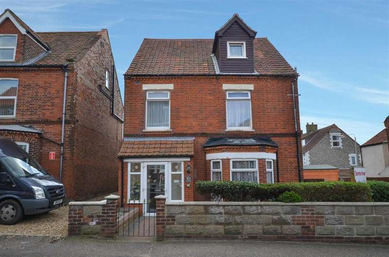 9 Bedrooms House for sale in Cliff Road, Sheringham