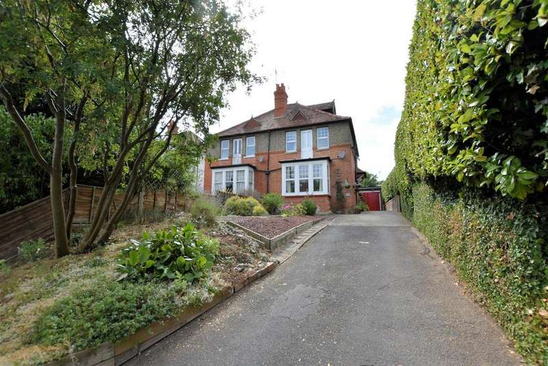 3 Bedrooms Semi Detached House for sale in Kentwood Hill, Tilehurst, Reading