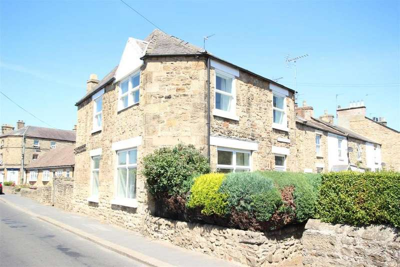 3 Bedrooms Terraced House for sale in Chapel Terrace, Gainford