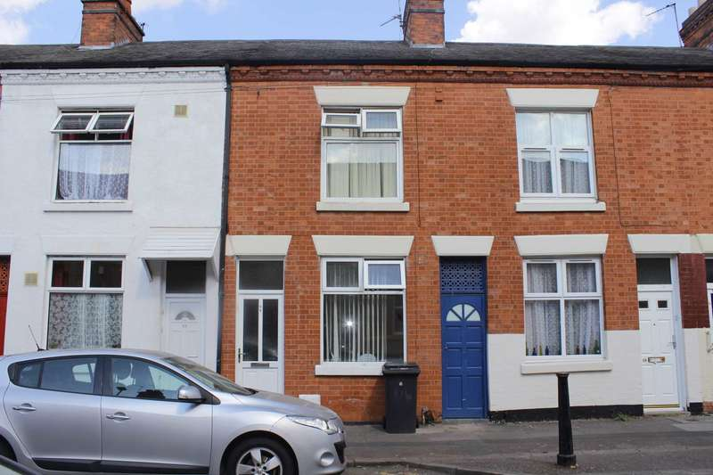 3 Bedrooms Terraced House for sale in Mornington Street, Highfields
