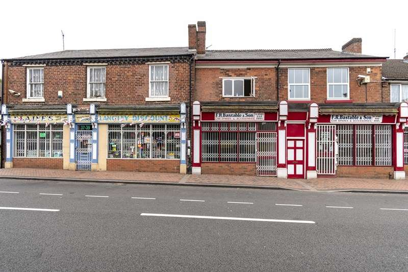 Shop Commercial for sale in Langley High Street, Oldbury
