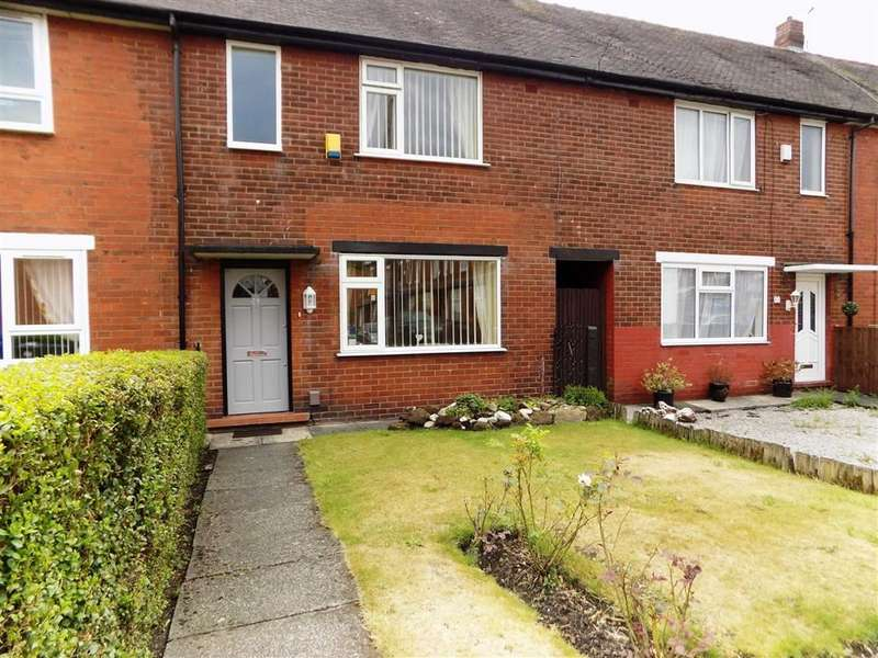 2 Bedrooms Terraced House for sale in Hilda Grove, Stockport