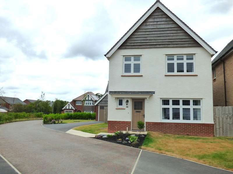 3 Bedrooms Detached House for sale in Bradfield Close, Leyland, Lancashire, PR25