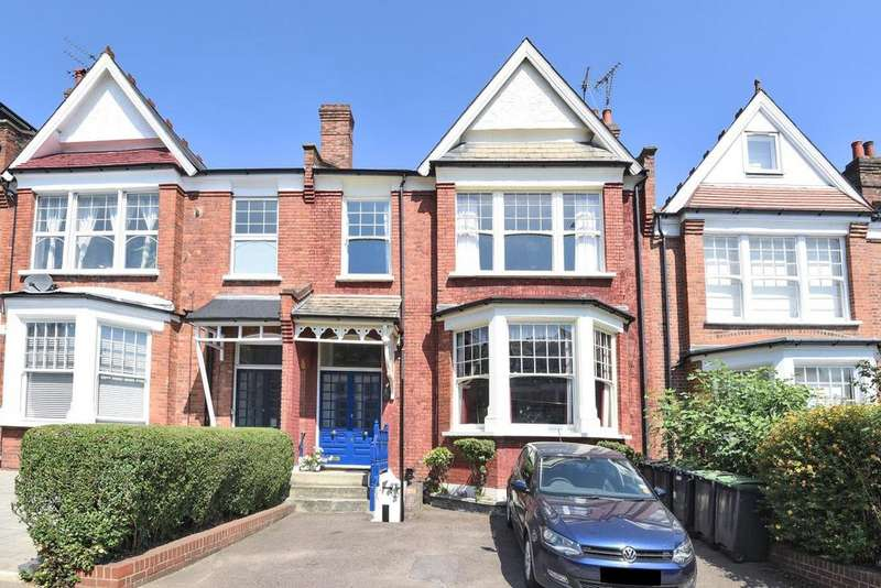 4 Bedrooms Terraced House for sale in Alexandra Park Road, Muswell Hill