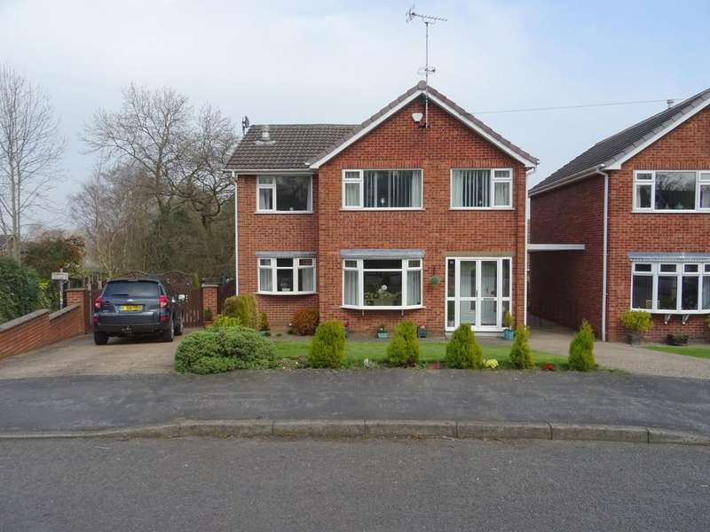 3 Bedrooms Detached House for sale in Ferrers Way, Ripley