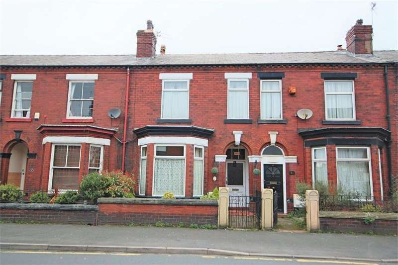 3 Bedrooms Terraced House for sale in The Avenue, LEIGH, Lancashire