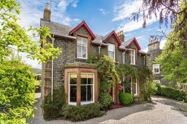 4 Bedrooms Detached House for sale in Ballplay Road, Moffat DG10