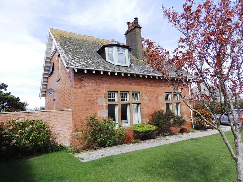 3 Bedrooms Detached House for sale in Parkend House, 4 Main Street, Ballantrae KA26