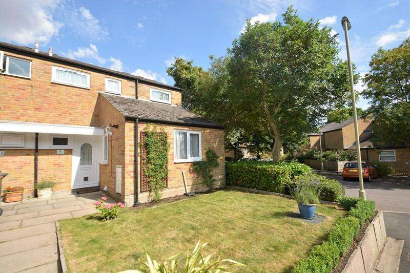 3 Bedrooms End Of Terrace House for sale in Venice Court, Andover