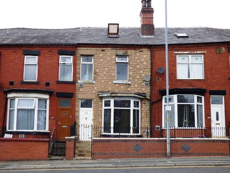 4 Bedrooms Terraced House for sale in Blackburn Road, Astley Bridge, Bolton