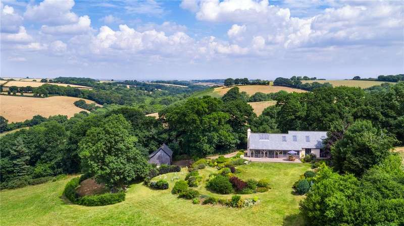 3 Bedrooms House for sale in Nr Dartmoor, Devon, EX6