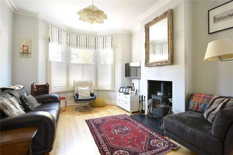 5 Bedrooms Terraced House for sale in Ulverscroft Road, East Dulwich, London, SE22