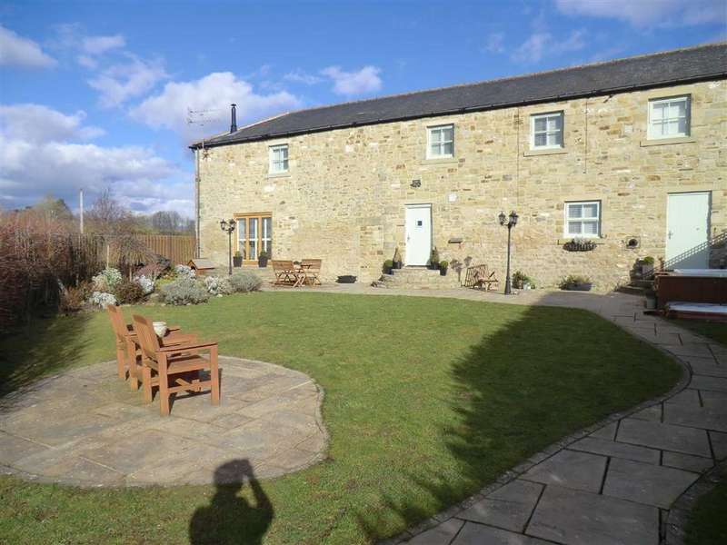 3 Bedrooms Cottage House for sale in 2, Courtyard Barns, Chilton
