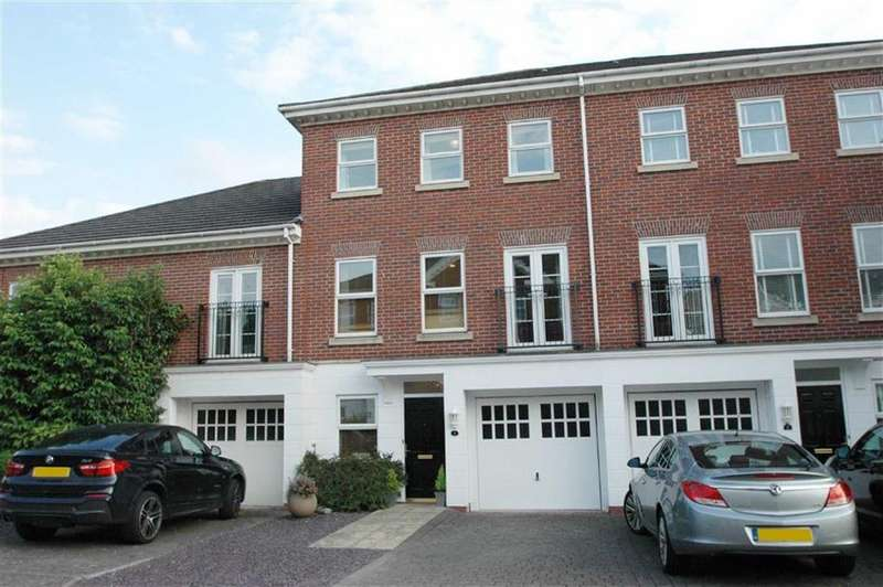 4 Bedrooms Town House for sale in Dryersfield, Great Boughton