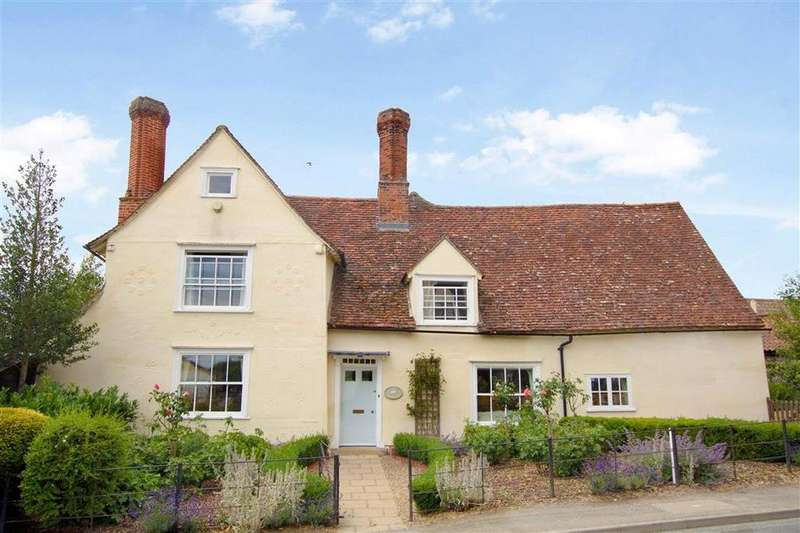 6 Bedrooms Detached House for sale in High Street, Great Sampford, Saffron Walden, CB10