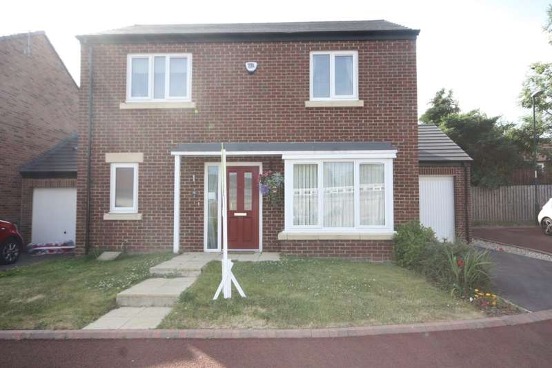 3 Bedrooms Detached House for sale in Maple Gardens, Guisborough, TS14