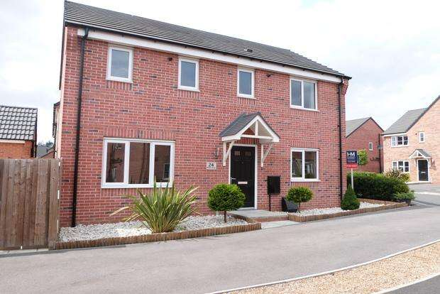 3 Bedrooms Detached House for sale in Mason Road, Melton Mowbray, LE13