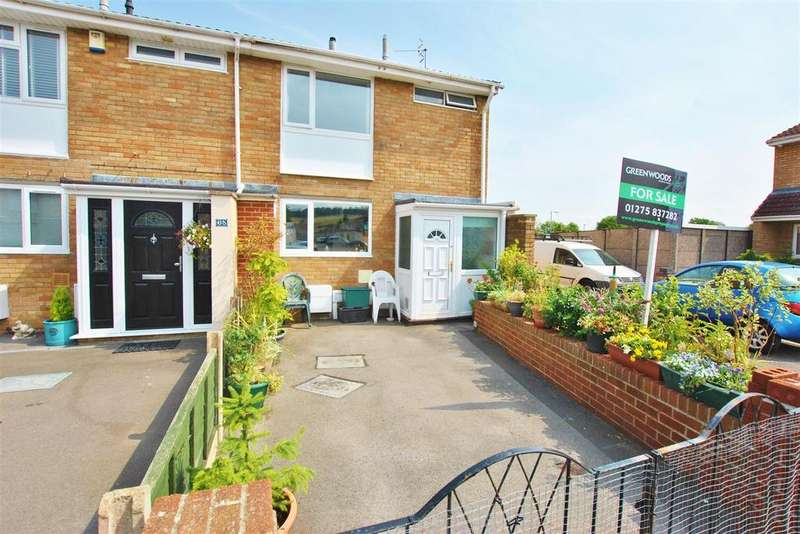 3 Bedrooms End Of Terrace House for sale in Grass Meers Drive, Whitchurch